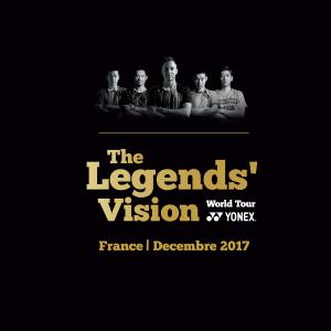 The Legends Vision World Tour By Yonex s'arrête à Paris !